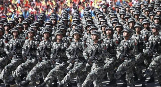 Президент Китая призвал армию готовиться к войне