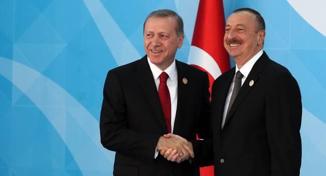 Эксперт: Для Турции Нагорный Карабах - это инструмент, с помощью которого Анкара рассчитывает закрепиться в Закавказье