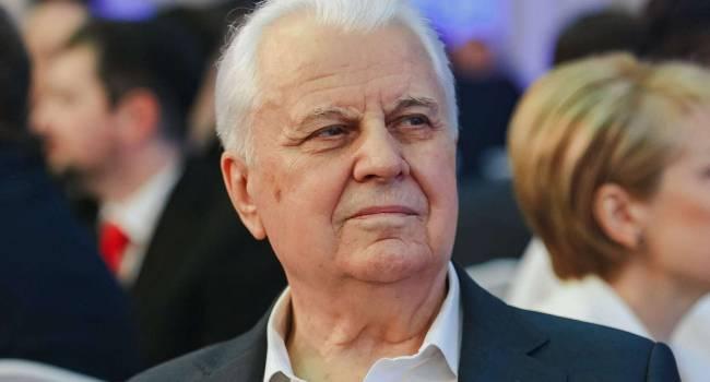 «Телеканалы обвиняют президента во всех смертных грехах»: Кравчука возмутила критика Зеленского