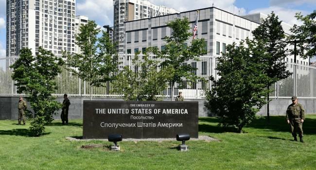В посольстве США заявили, что никакой российской вакцины от COVID-19 в Украине не будет