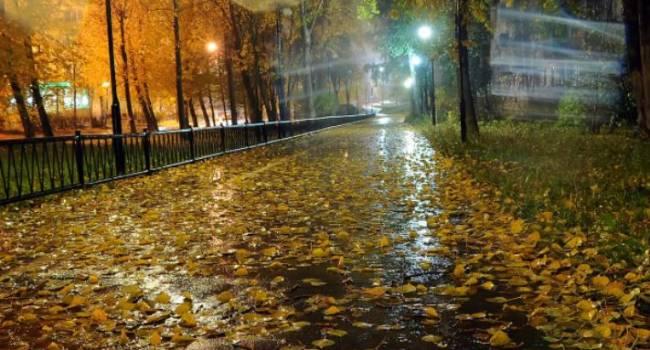 «Большинство регионов будет заливать»: синоптики рассказали о приходе настоящей осени в ближайшие дни