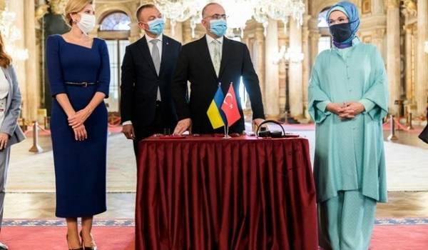 В трех музеях Турции запустили украиноязычные гиды