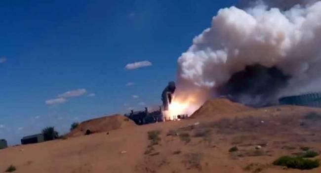 «Удар был такой силы, что ничего не осталось»: Азербайджан уничтожил российский «С-300» ВС Армении