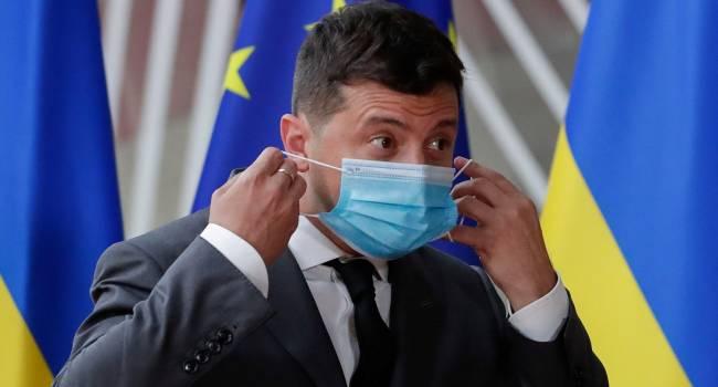 Политолог: говорил и говорю – в штабе президента Зеленского работают суперполиттехнологи