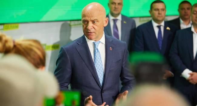 Труханов не хочет союз с «ОПЗЖ» в Одесском горсовете, партия «Доверяй делам» зайдет монобольшинством