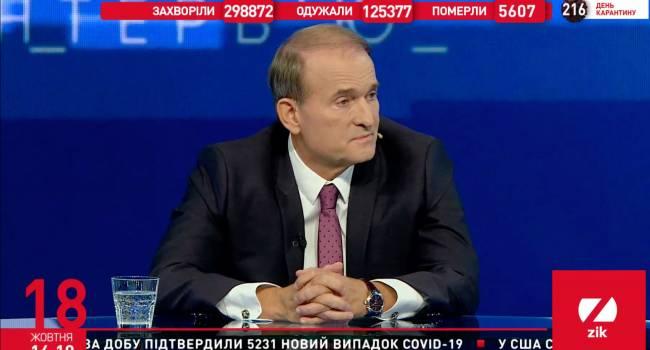 Руденко: вопрос к СБУ – сколько еще Медведчук будет агитировать в Украине за российский шмурдяк, который называет вакциной?
