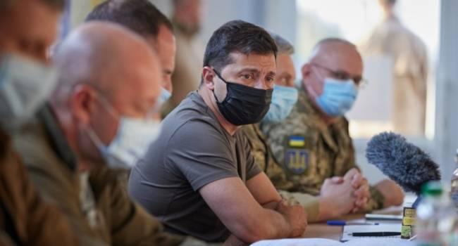 Бессмертный: вокруг президента Украины собраны люди, которые откровенно служат врагу и сливают информацию