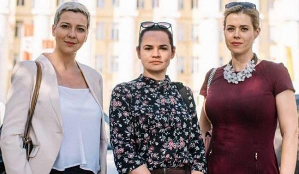В Норвегии выдвинули Тихановскую, Цепкало и Колесникову на Нобелевскую премию мира