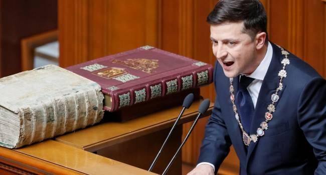 Кива: Зеленский слишком сильно держится за власть, поэтому он не распустит парламент досрочно