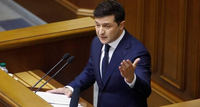 Политолог: Зеленский решил сорвать сроки рассмотрения бюджета в первом чтении
