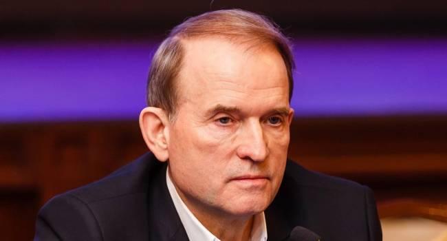 Нардеп: Медведчука ждет полное забвение со всеми его миллиардами, воздействиями на суды, партиями