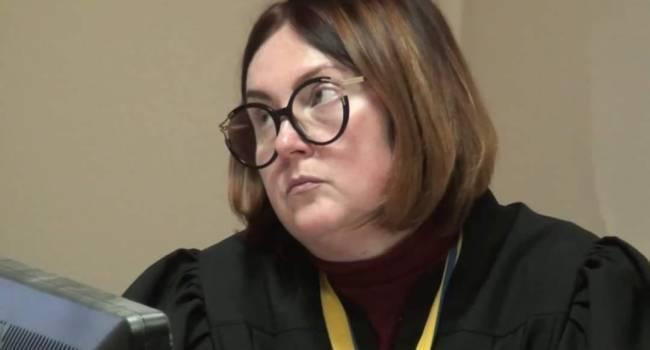 Телеведущая: судья Марина Заставенко, которая запретила книгу о Стусе – раньше у нас была судьей в Макеевке и часто каталась в «ДНР»