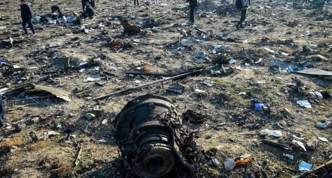 В Иране взяли на себя ответственность за трагедию с самолетом МАУ