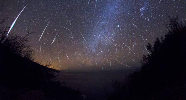 На этой недели можно будет наблюдать необыкновенное космическое явление – метеоритный поток