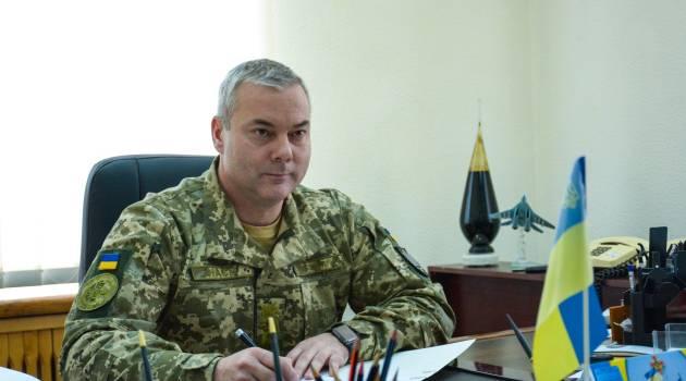 Наев заявил о постоянной готовности ВСУ к уничтожению вражеских средств авиации