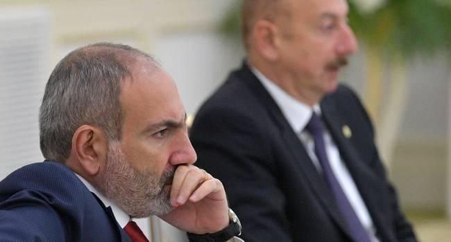 Алиев и Пашинян выразили желание завершить конфликт в Карабахе мирно