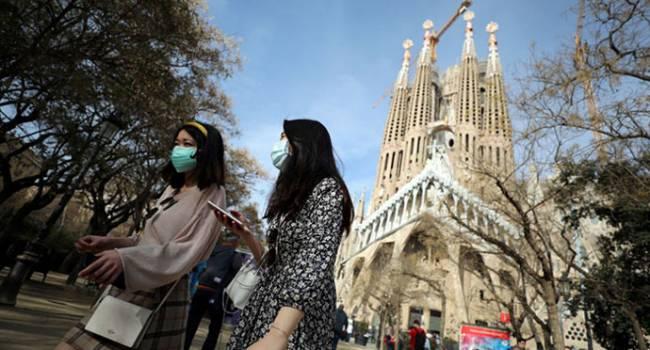 «Запретили продавать алкоголь»: В Испании ужесточили карантин из-за пандемии