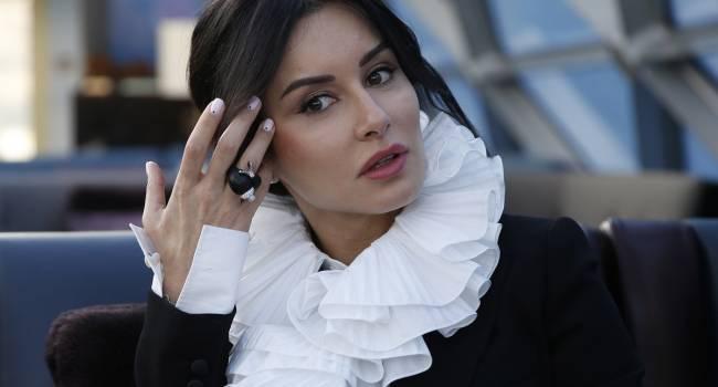 «Счастлива, что мне лично удалось плюнуть ему в лицо»: Канделаки жёстко прошлась по Саакашвили