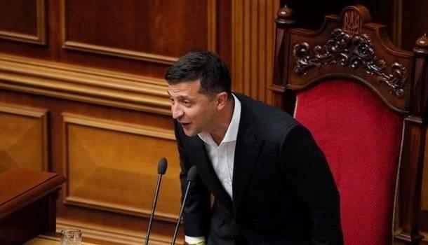 Сегодня президент Зеленский выступит в Раде: о чем он будет говорить