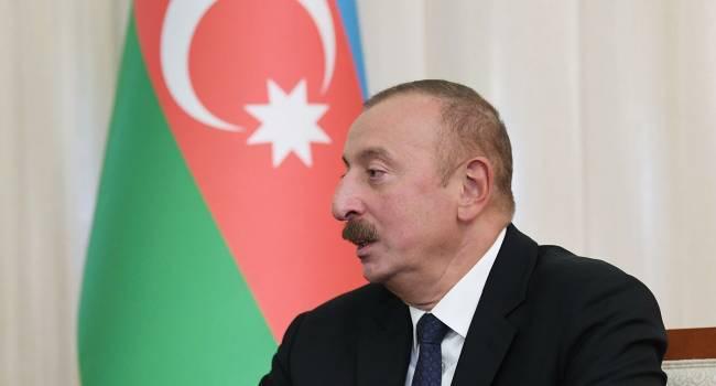 Алиев обратился к народу Армении: «Не отпускайте своих сыновей и мужей на войну в Карабах»
