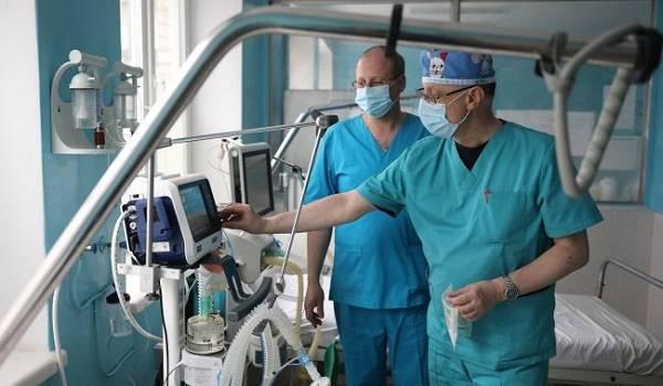 Украинские больницы столкнулись с серьезной нехваткой кислорода – Минздрав