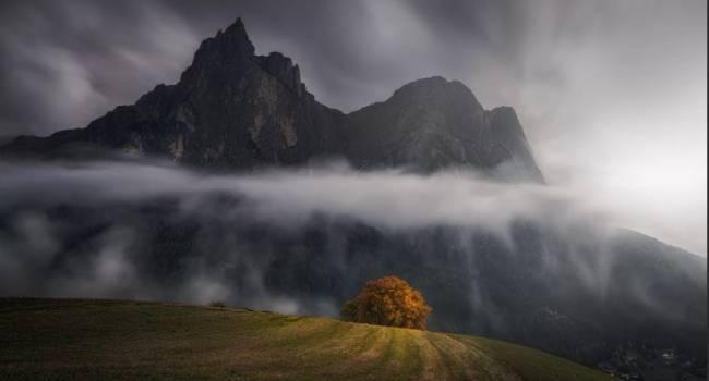Учёные: «Осадки могут перемещать горы»