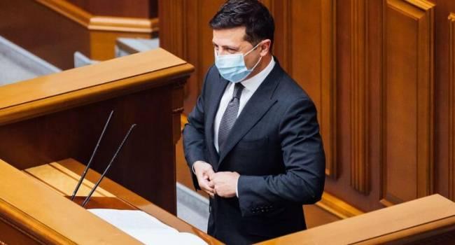 Блогер: прежде, чем искать справедливости в сдаче Крыма, Зеленскому не мешало бы дать ответ – волнуют ли его те, кто сдает Донбасс и сливает «вагнеровцев»?