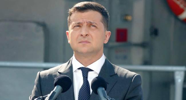 Нусс: после досрочного прекращения полномочий президента, Зеленского ожидает уголовная ответственность за отрицание факта аннексии РФ Крыма