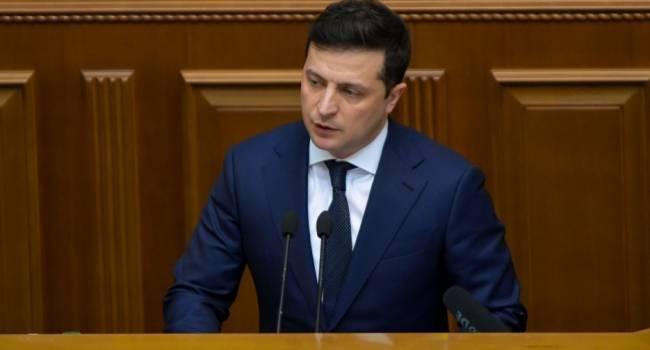 Олешко: только за это одно решение буду поддерживать Зеленского