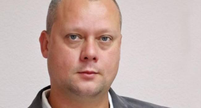 «Нужно снять Гетманцева с должности главы комитета и ветировать все его законопроекты»: Сазонов объяснил, как сделать СЭЗ на всей территории Украины