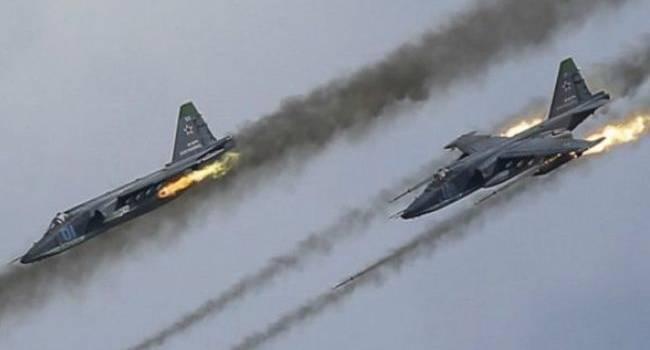 «Добру не быть, ждите ответку!»: Авиация РФ в Сирии нанесла сильные удары по позициям Анкары