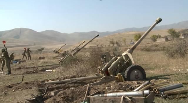 «Двенадцатикратное!»: В Ереване признали преимущество Баку в Нагорном Карабахе