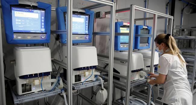 В США утилизировали кремлевские аппараты ИВЛ, потому что для американских властей здоровье сограждан оказалось дороже