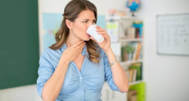 Медики назвали основные причины воспаления гланд