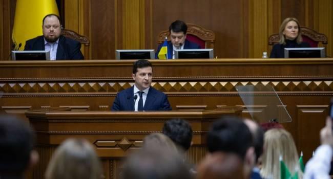 Виталий Бала: Зеленский еще не вышел из избирательной кампании 2019 года