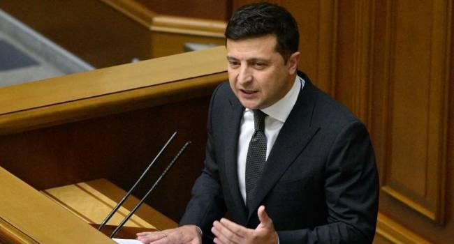 «Был глотком свежего воздуха»: политолог объяснил высокие рейтинги Зеленского