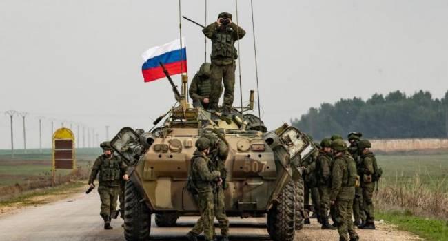 В Армении у границ с Карабахом заметили российские войска