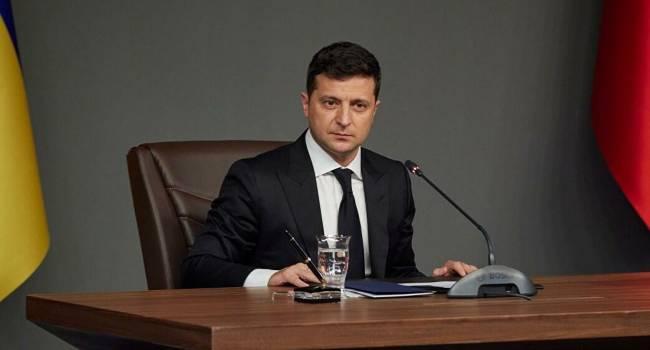 Головачев: Зеленский грозится построить две военно-морские базы в Украине. Самой бедной стране Европы предлагают программу «пушки вместо масла»
