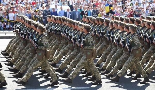 Зеленский подписал указ о проведении в Киеве военного парада на День Независимости