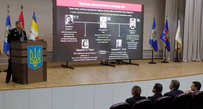 Ветеран АТО: главное «доказательство» следствия по «делу Шеремета» – это пребывание Зеленского на том позорном брифинге