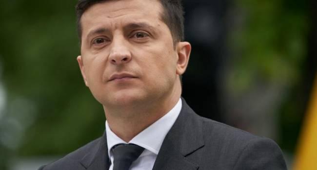 «Успел пр*срать всё»: блогер заявил, что Зеленскому придется отвечать за эпидемию коронавируса