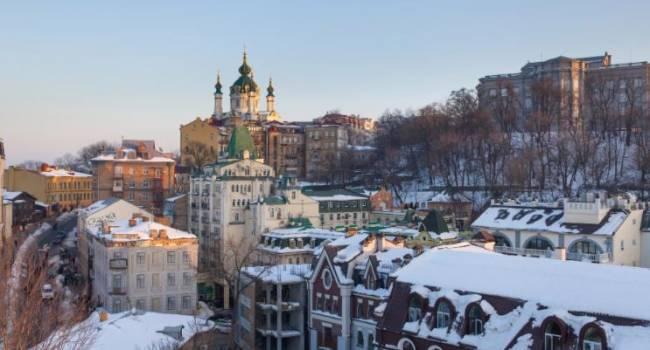 «Заморозки ожидаются только под Новый год»: синоптики рассказали о теплой зиме в Киеве
