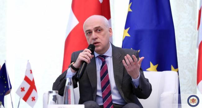 «Процесс европеизации стал необратимым»: Залкалиани сообщил, что Грузия планирует подать заявку на членство в Евросоюзе в 2024 году