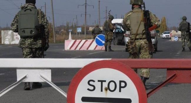 В Луганской области запрещено приближаться к границе с Россией ближе, чем на 200 метров