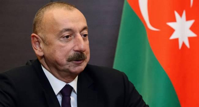 Азербайджан начал полностью контролировать границу с Ираном – Алиев