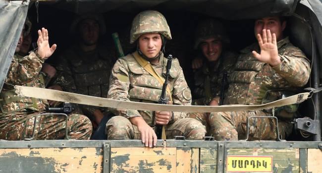 «Армения обречена. Поддержки со стороны Ирана уже не будет»: Азербайджан полностью взял под контроль границу Нагорного Карабаха