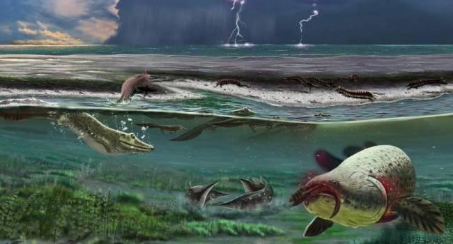 «Всё начиналось на территории современной Сибири»: учёные назвали самую масштабную катастрофу на Земле