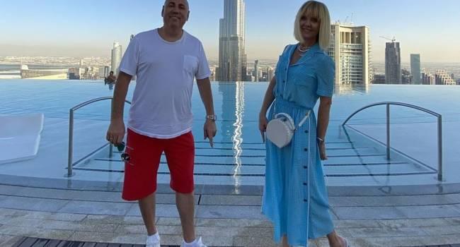 «Бедствуют на отдыхе в Дубае»: Шнуров посмеялся над «нищими» Пригожиным и Валерией