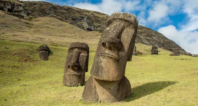 «Случилось сразу три коллапса»: учёные назвали причину исчезновения цивилизации острова Пасхи