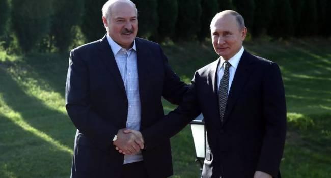 «Путин уже послал ему сигнал»: Эксперт заявил, что Лукашенко отказался выполнять требования Кремля